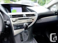 Make Lexus Model RX 350 Year 2015 Colour Burgundy kms