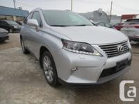 Make Lexus Model RX 350 Colour SILVER Trans Automatic