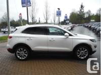 Make Lincoln Model MKC Year 2015 Colour White kms