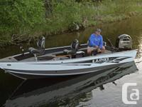 2015 Lund Boats Pro Guide 1775FOR FISHERMEN WHO LIKE TO