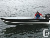 "Specifications Length Overall (LOA): 220 Beam: 76"" Bow"