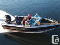 2015 Lund Boats Tyee 1800BIG FEATURES. BIG WATER. BIG