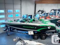 2015 MasterCraft X20Factory Installed Options Included