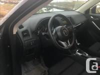 Make Mazda Model CX-5 Year 2015 Colour Black kms