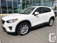 Make Mazda Model CX-5 Year 2015 Colour White kms 55623