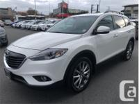 Make Mazda Model CX-9 Year 2015 Colour White kms 39674