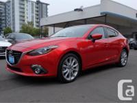 Make Mazda Model MAZDA3 Year 2015 Colour Red kms 40750