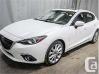 Make Mazda Model MAZDA3 Year 2015 Colour White kms