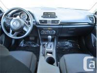 Make Mazda Model MAZDA3 Year 2015 Colour Black kms
