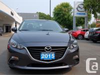 Make Mazda Model MAZDA3 Year 2015 Colour Grey kms
