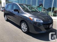 Make Mazda Model MAZDA5 Year 2015 Colour Black kms