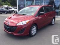Make Mazda Model MAZDA5 Year 2015 Colour Red kms 44015