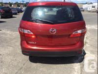 Make Mazda Model MAZDA5 Year 2015 Colour Red kms 74188