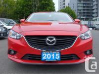 Make Mazda Model MAZDA6 Year 2015 Colour Red kms 52064