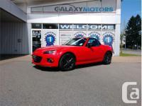 Make Mazda Model MX-5 Miata Year 2015 Colour Red kms