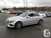 Make Mercedes-Benz Model C-Class Year 2015 Colour Grey