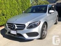 Make Mercedes-Benz Model C300 Year 2015 Colour Silver