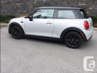 Make MINI Model Cooper Year 2015 Colour Silver White