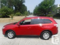 Make Mitsubishi Model Outlander Year 2015 Colour Red