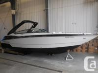 Redefining boating, the 328 Super Sport breaks all the