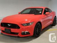 Make Ford Model Mustang Year 2015 Colour Orange kms