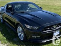 Make Ford Model Mustang Year 2015 Colour Black kms