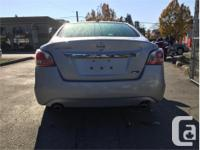 Make Nissan Model Altima Year 2015 Colour Silver kms