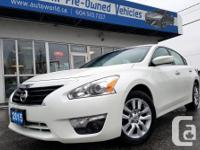 Make Nissan Model Altima Year 2015 Colour White kms