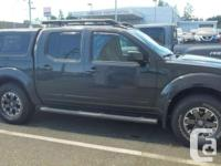 Make Nissan Model Frontier Year 2015 Colour blue kms