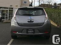 Make Nissan Model Leaf Year 2015 Colour Grey kms 41905