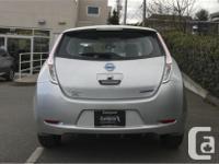 Make Nissan Model Leaf Year 2015 Colour Silver kms