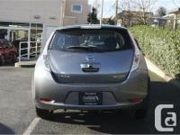 Make Nissan Model Leaf Year 2015 Colour Grey kms 39598