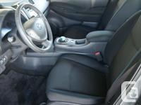 Make Nissan Model Leaf Year 2015 Colour Grey kms 76811