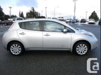 Make Nissan Model Leaf Year 2015 Colour Grey kms 27706