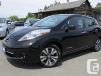 Make Nissan Model Leaf Year 2015 Colour BLACK kms 55