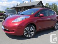 Make Nissan Model Leaf Year 2015 Colour red kms 42959