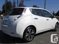 Make Nissan Model Leaf Year 2015 Colour WHITE kms 46