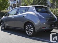 Make Nissan Model Leaf Year 2015 Colour Grey kms 50933