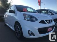 Make Nissan Model Micra Year 2015 Colour White kms