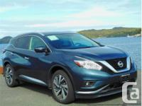 Make Nissan Model Murano Year 2015 Colour Blue Price:
