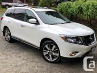 Make Nissan Model Pathfinder Year 2015 Colour Pearl