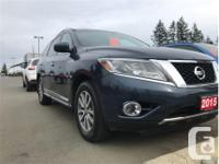 Make Nissan Model Pathfinder Year 2015 kms 52423 Price: