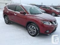 Make Nissan Model Rogue Year 2015 Colour red kms 25204