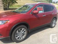 Make Nissan Model Rogue Year 2015 Colour Red kms 7000