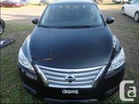 Make Nissan Model Sentra Colour BLACK kms 28937 2015