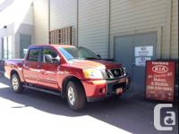 Make Nissan Model Titan Year 2015 Colour Red kms 33500