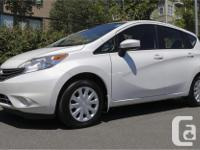 Make Nissan Model Versa Note Year 2015 Colour White