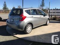 Make Nissan Model Versa Note Year 2015 Colour silver
