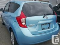 Make Nissan Model Versa Note Year 2015 kms 62212 Price: