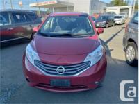 Make Nissan Model Versa Note Year 2015 Colour Red kms